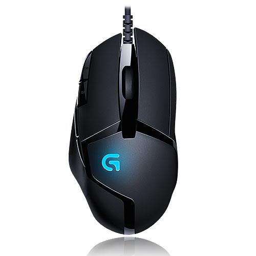 Logitech羅技G402 HYPERION FURY高速追蹤遊戲電競滑鼠