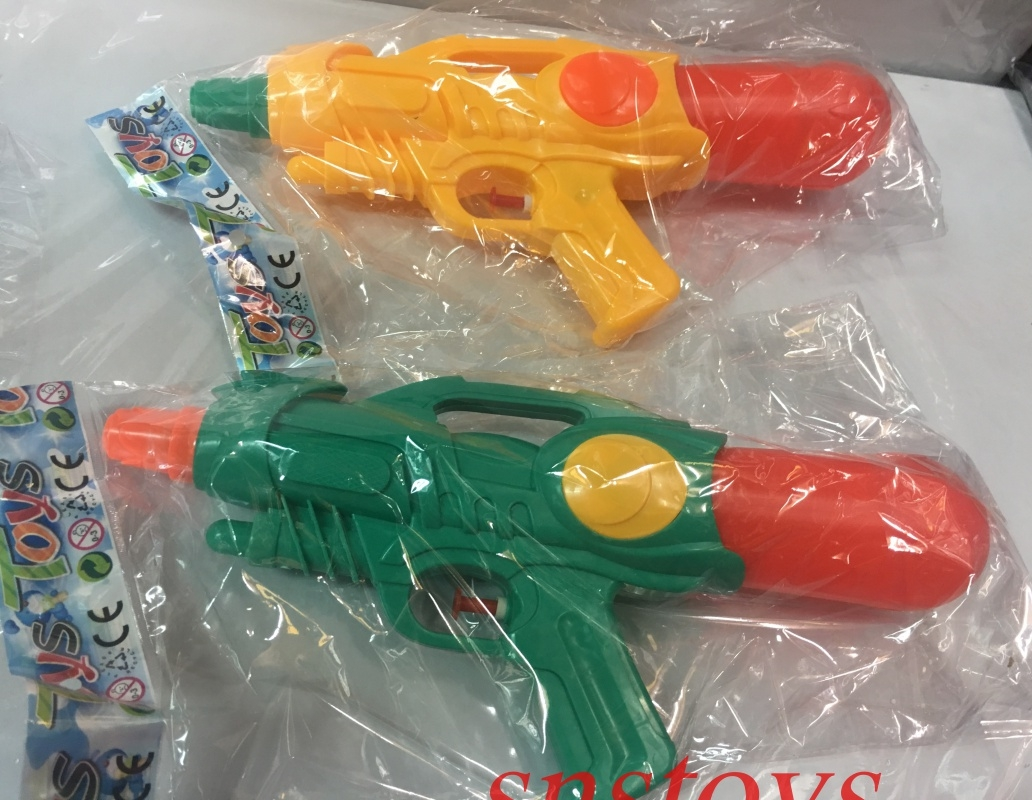sns 古早味  懷舊童玩 水槍 造型水槍  28x15cm (顏色隨機出貨) 每支$49元