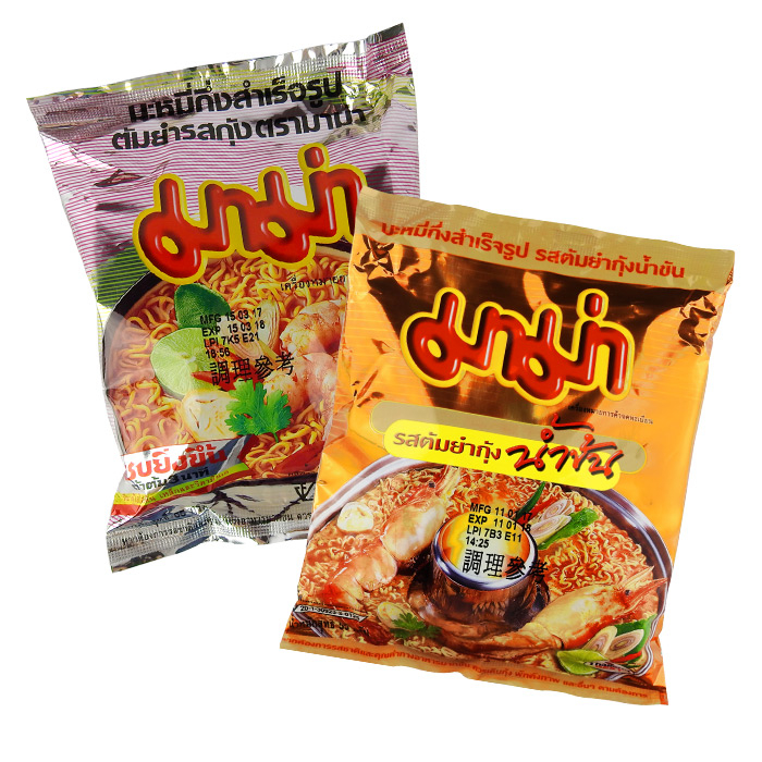 泰國 MAMA泡麵 55g 進口/團購/泡麵/沖泡/蝦味麵 ◆86小舖◆