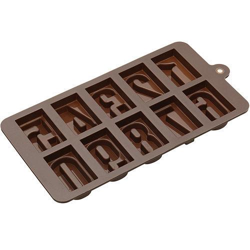 《Sweetly》巧克力烤盤(數字)