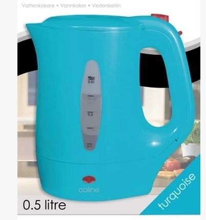 快煮壺-雙電壓電熱水壺110V/220V雙電壓電水壺燒水(贈:轉接頭)【大咖玩家】