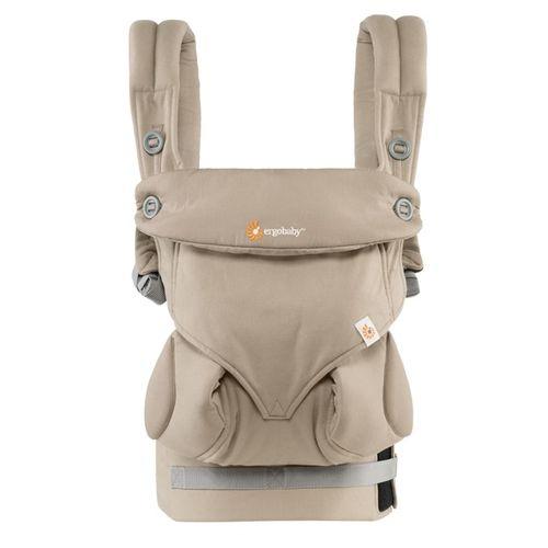 美國Ergobaby 360度四向寶寶揹巾背巾背帶-月光石色2年保固衛立兒生活館