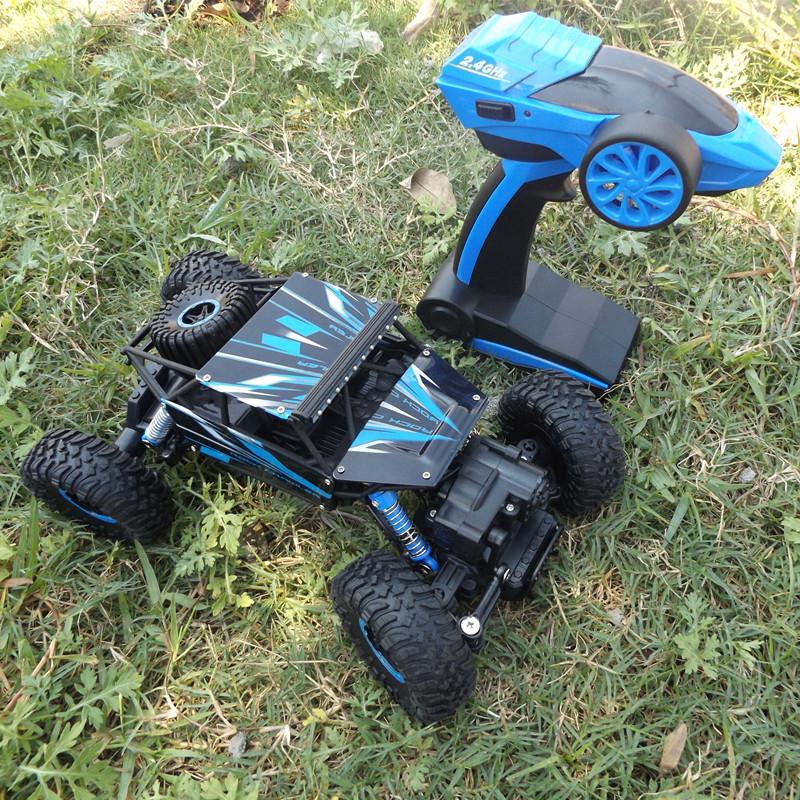 1:18遙控車 2.4G越野車 全套裝 四輪傳動 遙控汽車 怪手 沙灘甩尾車 高速車 A959 非遙控飛機