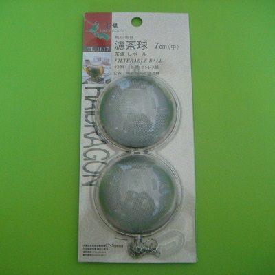 濾茶球#304不銹鋼(7cm)/泡茶球