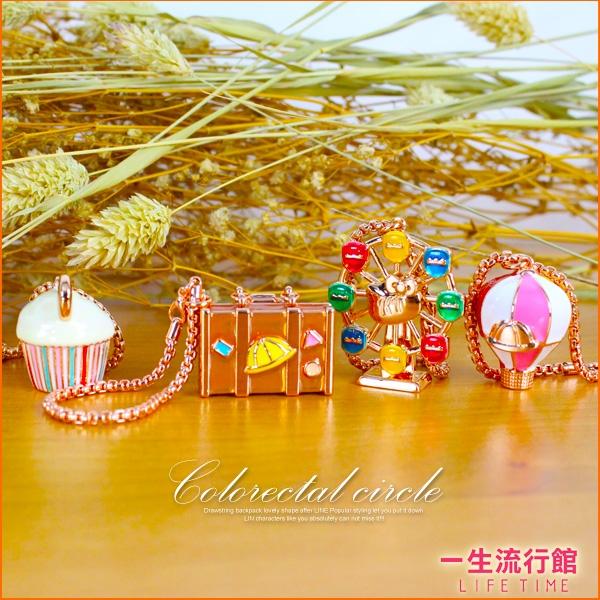 《質感玫瑰金》7-11 Hello Kitty 凱蒂貓 小丸子 聯名 3D 鑰匙圈 情侶吊飾 情人節禮物 E08010