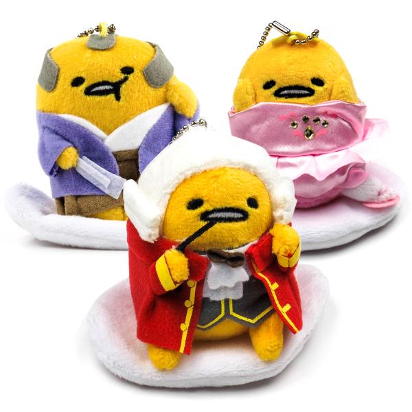蛋黃哥吊飾 超萌各式玩偶吊飾造型/玩偶/公仔/玩具/掌上型玩偶 [喜愛屋]