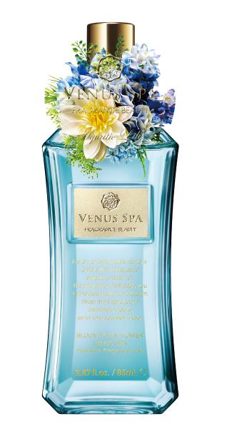 包裝瑕疵特惠FITS-Venus Spa蜜膚香霧-水活百合