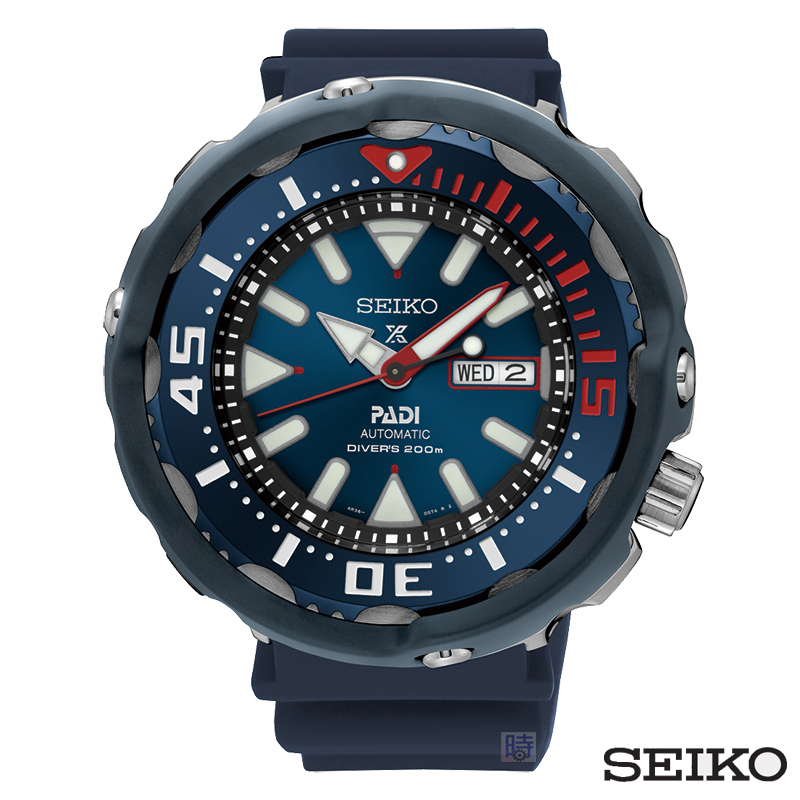 精工 SEIKO PADI 限量淺水機械錶 SRPA83J1 4R36-05V0B 免運/52mm