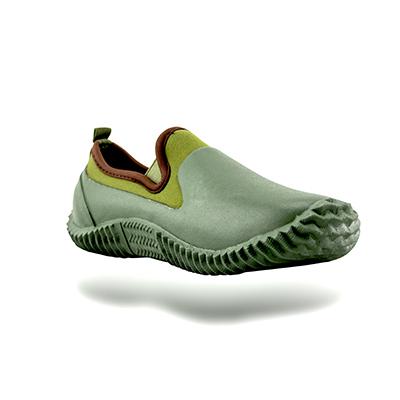 露營鞋 防水、防泥濘膠鞋-法國設計摩荳防水露營鞋
