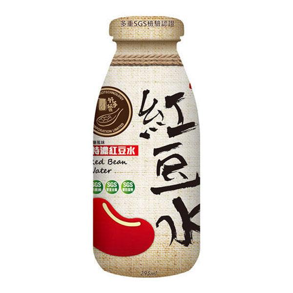纖Q好手藝 特濃紅豆水(黑糖風味) 1瓶入【屈臣氏】