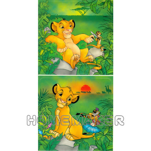 Disney磁磚貼片HS-FC02