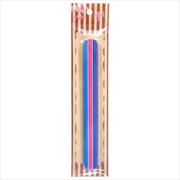 ✨MEKO小資時尚 ✨   MEKO 專業直紋指甲銼 AB-064/磨甲銼/雙面磨甲銼    [MEKO美妝屋]
