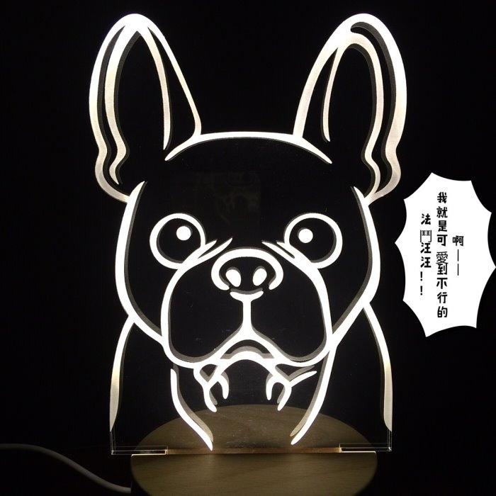 7color camera北歐實木小夜燈動物造型檯燈療癒風LED台燈桌燈床頭燈夜燈補光燈禮物