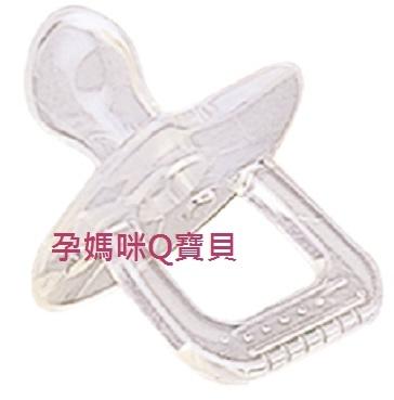 台灣製黃色小鴨矽膠拇指型安撫奶嘴~全矽膠可消毒/三個月起起適用~83024