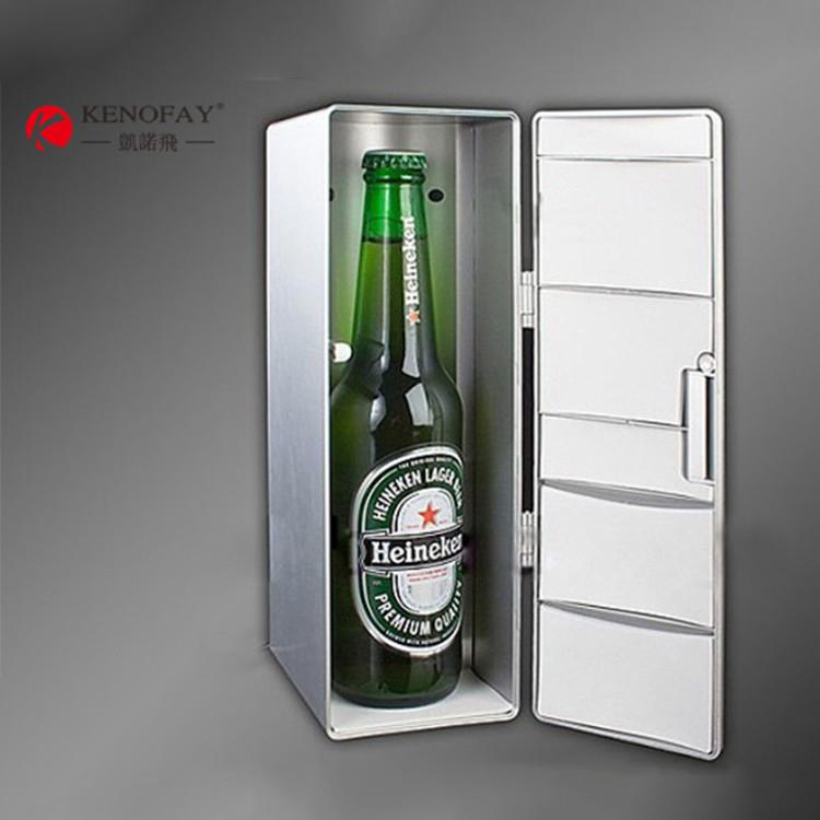 葉子小舖USB迷你小型冰箱冰桶辦公室小物生活家電生日禮物情人節送禮