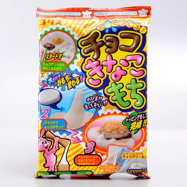 日本【CORIS】手做巧克力黃豆粉麻糬 26g(賞味期限:2018.03)