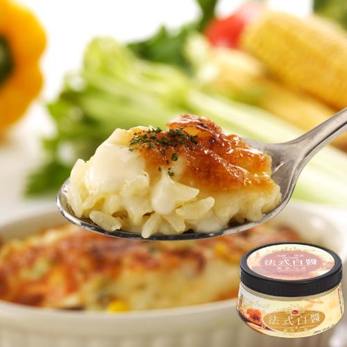 味調小屋法式白醬-蘑菇240g愛買冷藏