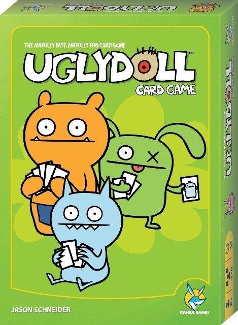 楷樂UglyDoll醜娃娃-繁中正版桌遊德國家庭幼兒益智遊戲中壢可樂農莊