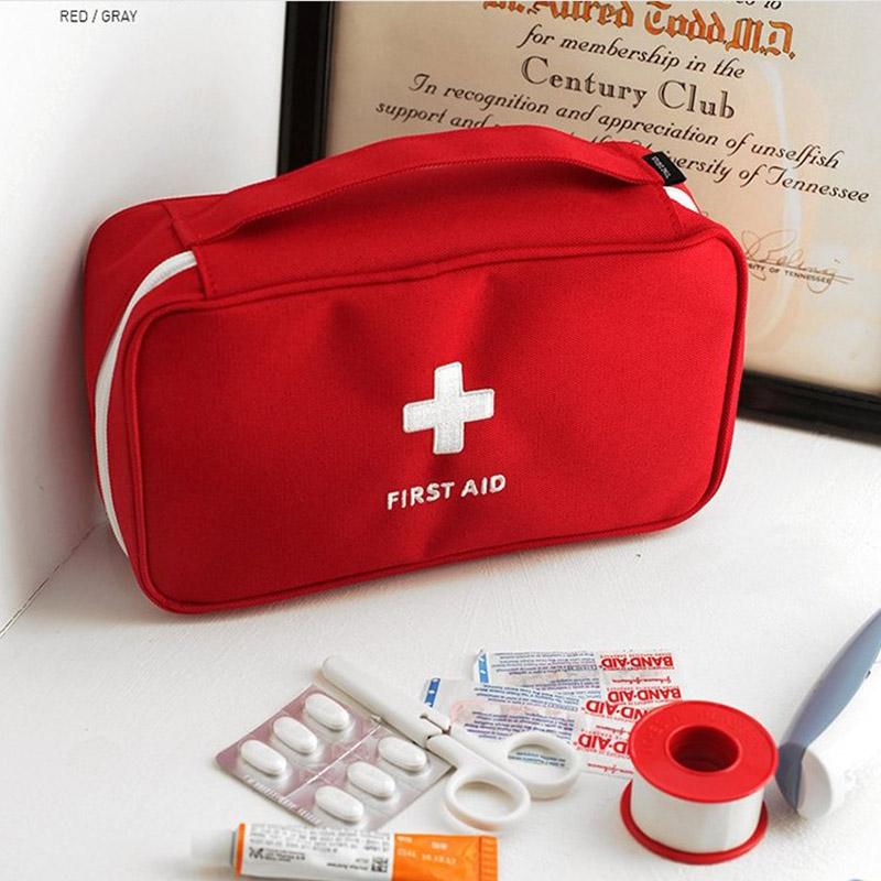 韓版手提護理收納包隨身急救包衛生棉包衛生紙包隨身藥盒藥包急救包醫藥歐妮小舖