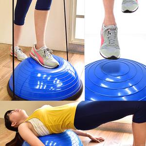 半圓平衡球有氧階梯踏板彈力繩.半圓球波速球博速球.健身球抗力球韻律球.有氧踏板韻律踏板拉繩