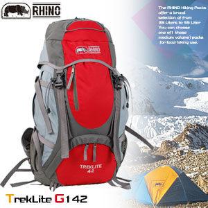 RHINO 42公升超輕透氣網架背包附防雨套42L登山包.後背包.登山.休閒.推薦哪裡買專賣