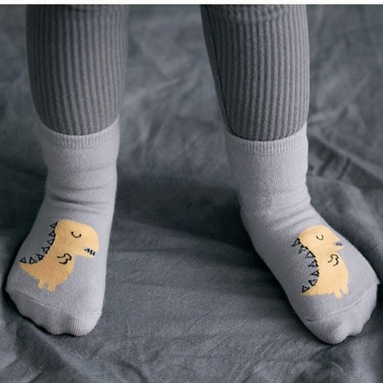 [韓風童品] 卡通圖案兒童防滑點膠襪 男女童嬰幼兒寶寶防滑襪 童襪 寶寶襪 兒童襪子