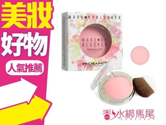 韓國 PRORANCE 芙羅蘭絲 蜜桃甜心腮紅 8G 多色供選◐香水綁馬尾◐