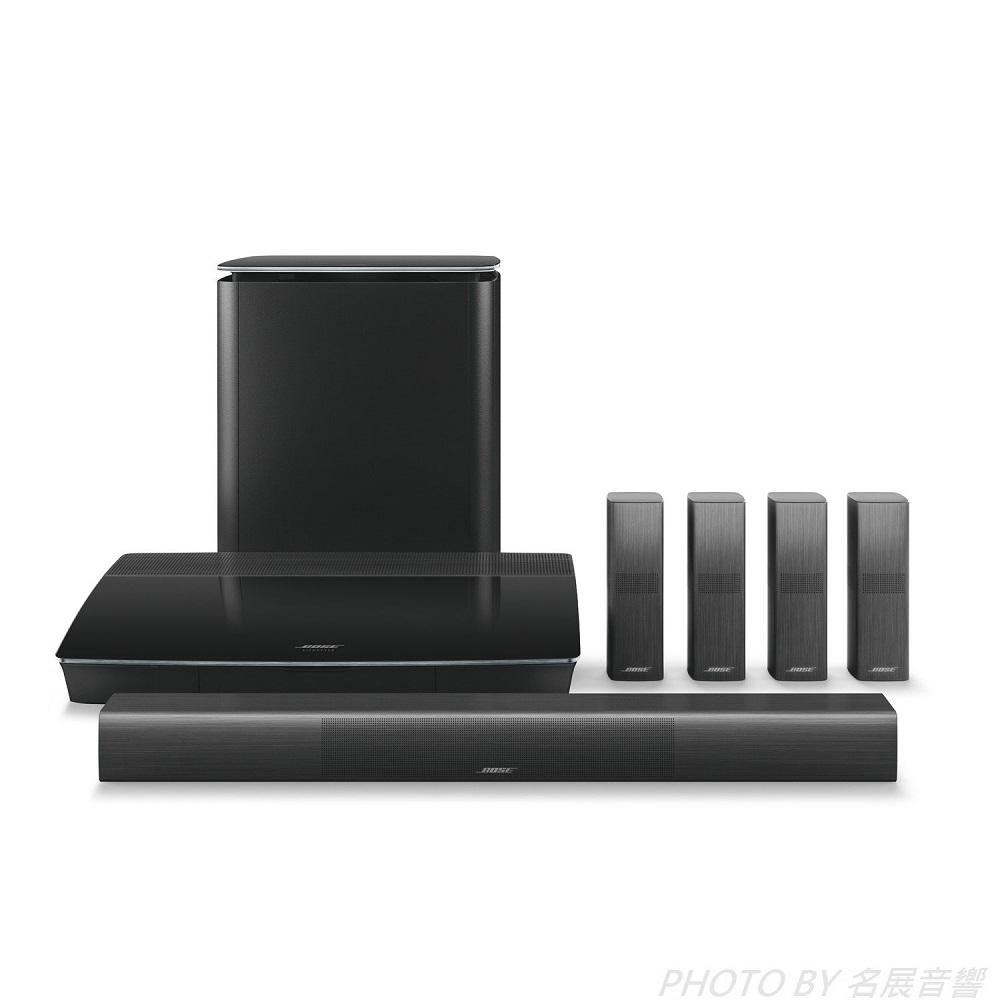 名展音響BOSE無線藍光5.1聲道Sound bar音響組Lifestyle LS 650家庭娛樂系統貿易商貨含喇叭架