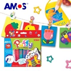 韓國AMOS 10色泡泡筆