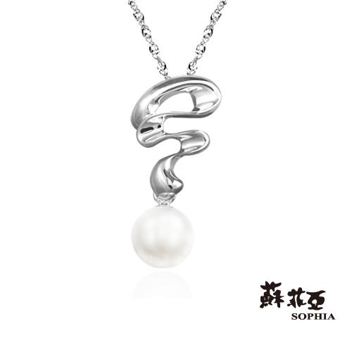 【蘇菲亞 SOPHIA】伊莉絲系列之二十 IRIS珍珠項鍊