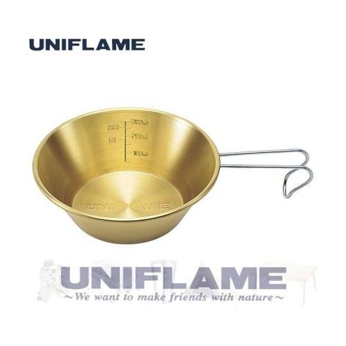 UNIFLAME黃銅掛耳杯420ml 668085