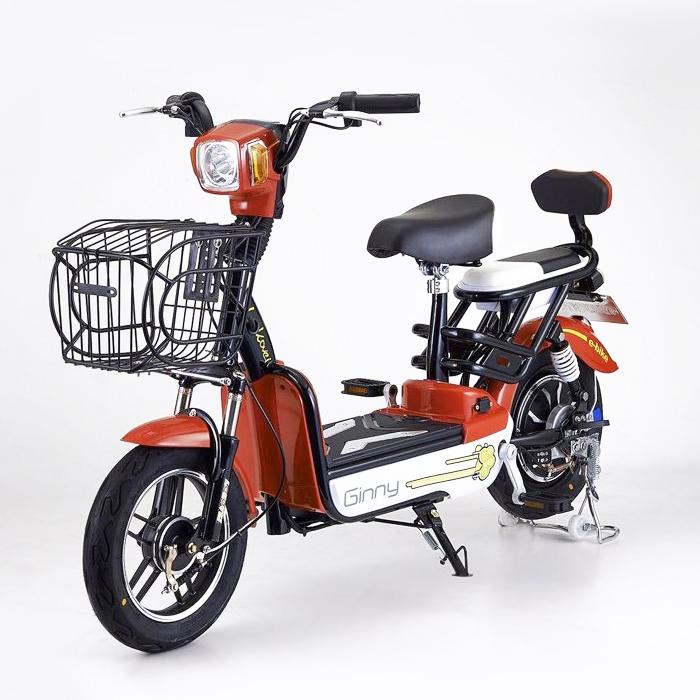 台南電動車可愛馬Ginny CHT-026康騏電動車專業維修批發零售電動腳踏車