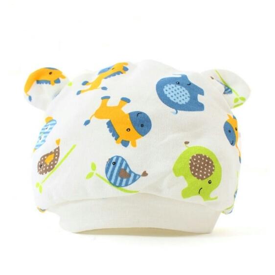 帽子寶寶帽初生嬰童帽帽多色