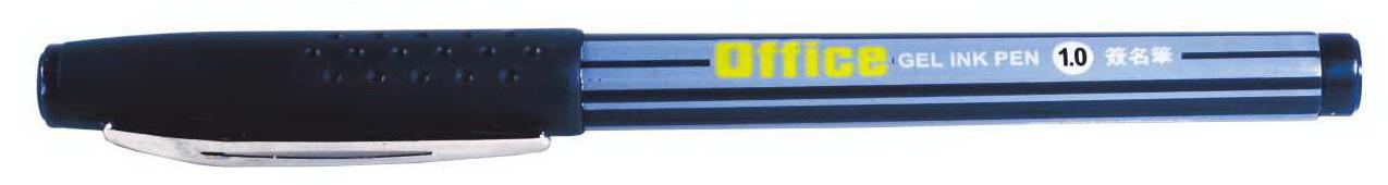 《☆享亮商城☆》A-1350 藍色 1.0中性簽名筆 巨倫