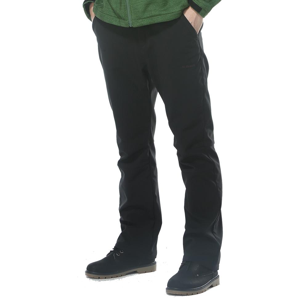男-DWR防潑水保暖軟殼防雨褲 (36081) 休閒褲│釣魚褲│登山褲│耐磨褲│防潑水褲
