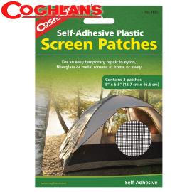 COGHLANS加拿大帳篷網狀修補帳篷修補修補帳篷紗網登山露營8150