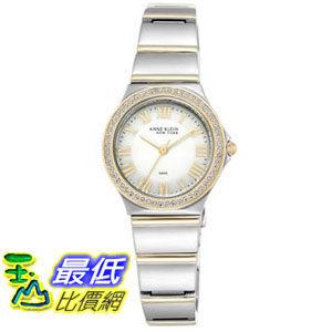 104美國直購女土手錶Anne Klein New York Interchangeable Bezel Women s Watch A969931 5942