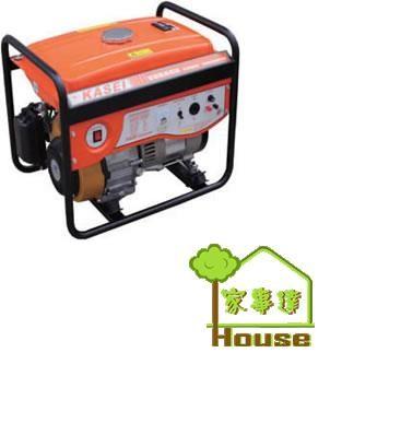 家事達KSG3000-SUBARU EX17 AVR汽油引擎發電機-3000w-特價110V 220V