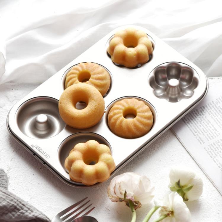 吐司模具甜甜圈蛋糕模烘焙模具面包家用潮咖地帶