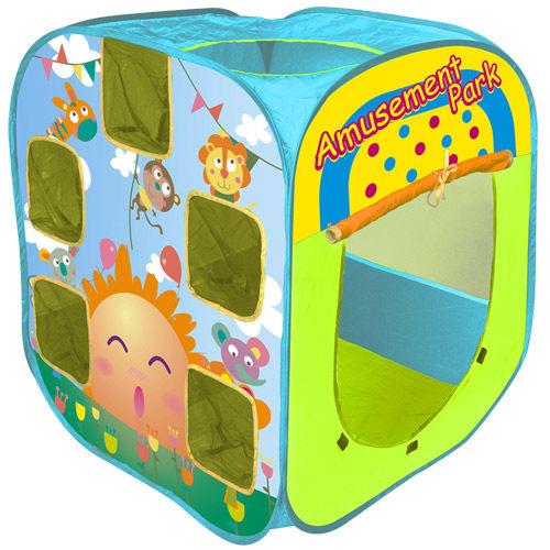 寶貝樂遊樂園帳篷折疊遊戲球屋送100球CBH-18 BTCBH18