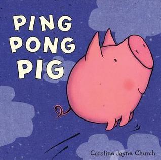 【麥克書店】PING PONG PIG  /英文繪本(主題:自我認同)