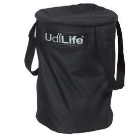 UdiLife自行車活動置物桶長型-經典黑大番薯批發網