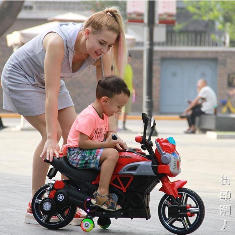 幼兒童摩托車電動車三輪igo街頭潮人