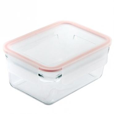 Glasslock耐熱強化無邊框保鮮盒長形1780ml