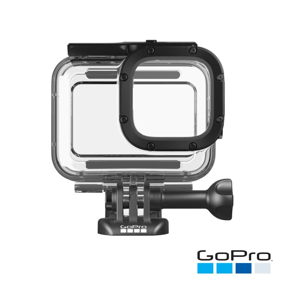GoPro-HERO8 Black專用超強防護層+60米潛水保護殼(AJDIV-001)