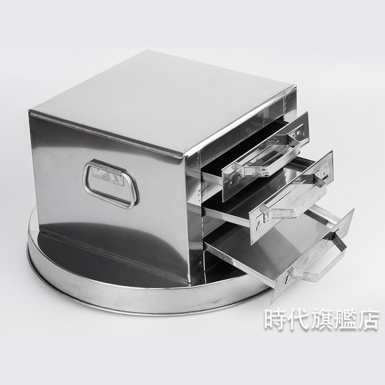 腸粉機家用腸粉機迷你蒸盤抽屜式廣式拉粉腸機不銹鋼3層4抽蒸爐粉撐王時代旗艦店