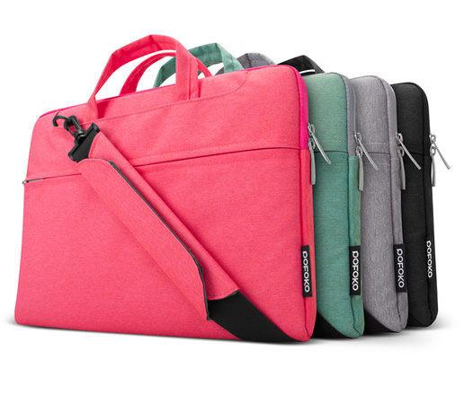 【加也】POFOKO_Seattle 西雅圖系列 13.3吋 手提包、側背包、防震內袋 三用包
