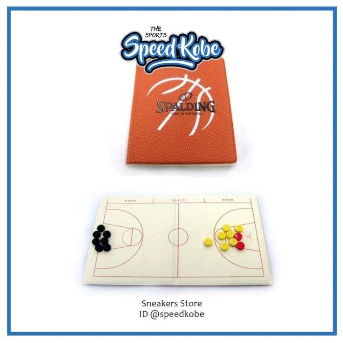 SPALDING 斯伯丁 籃球皮 戰術盤 教練板 SPB89106 -SPEEDKOBE-