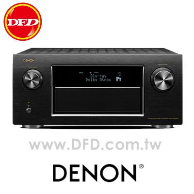 DENON天龍AVR-X7200WA 9聲道Wi-Fi藍牙Dolby Atmos網路劇院擴大機公貨送4K HDMI線另DTR-70.7