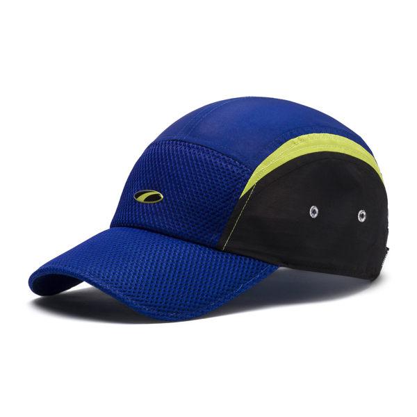 Puma 深藍 運動帽 老帽 遮陽帽 透氣 排汗 運動 六分割帽 棒球帽 運動帽 02235101